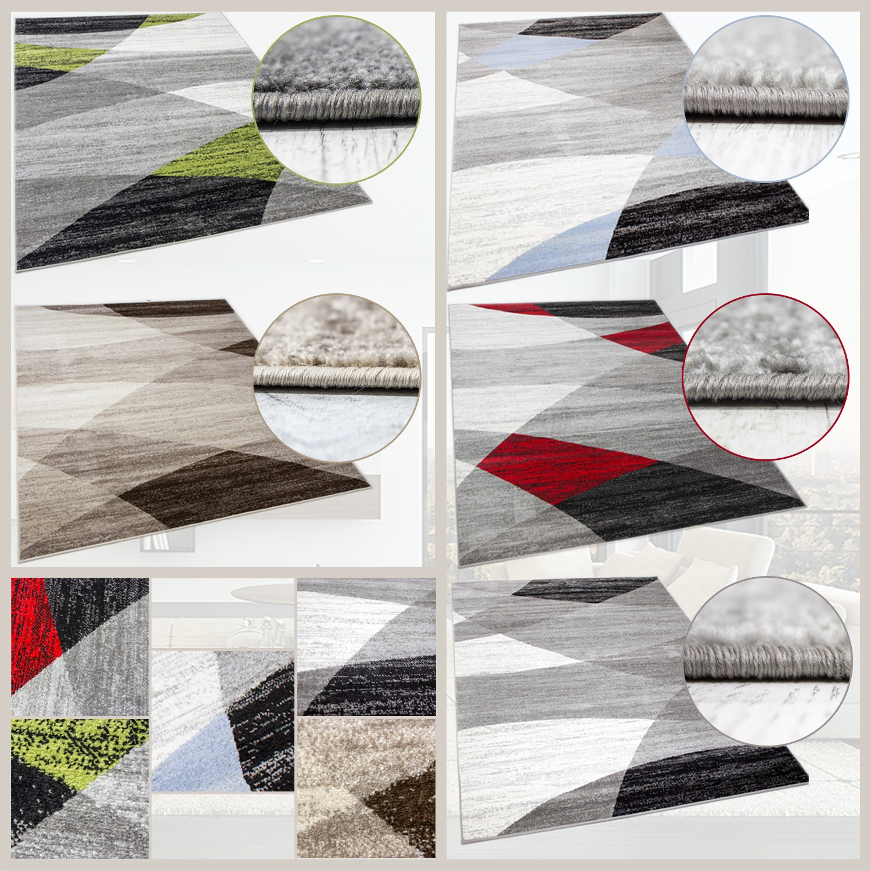teppich geometrisches muster designer wohnzimmer teppich. Black Bedroom Furniture Sets. Home Design Ideas