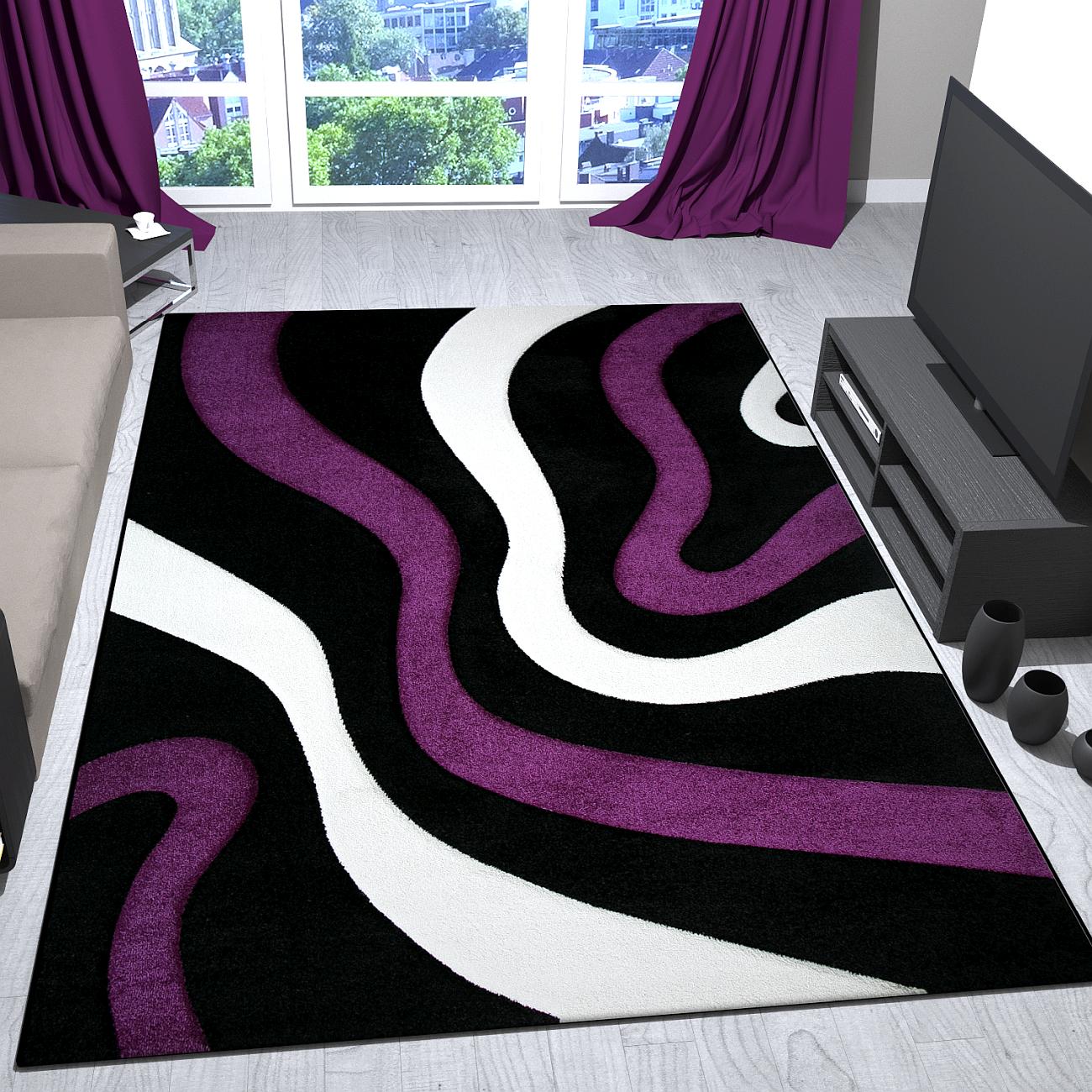Schlafzimmer modern lila schwarz  Schlafzimmer Modern Lila Schwarz ~ Inspiration über Haus Design